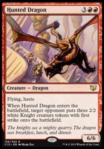 Hunted Dragon (Commander 2015)