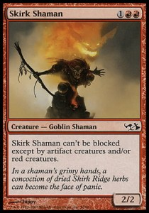 Skirk Shaman (DD: Elves vs Goblins)