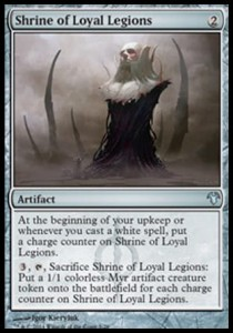 Shrine of Loyal Legions (Modern Event Deck)