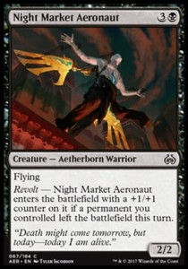 Night Market Aeronaut (Aether Revolt)