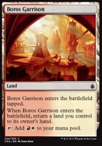 Boros Garrison (Commander Anthology 2017)