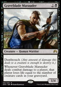 Graveblade Marauder (Magic Origins)