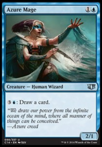 Azure Mage (Commander 2014)