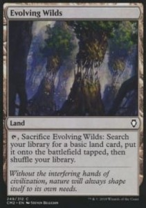 Evolving Wilds (Commander Anthology II)