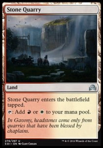 Stone Quarry (Shadows over Innistrad)