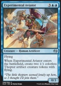 Experimental Aviator (Kaladesh)