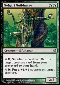 Golgari Guildmage (Commander 2013)