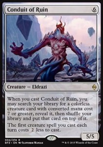 Conduit of Ruin (Battle for Zendikar)