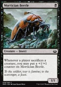 Mortician Beetle (Modern Masters 2017)