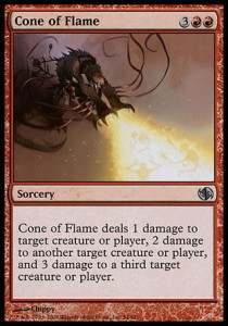 Cone of Flame (DD: Jace vs Chandra)