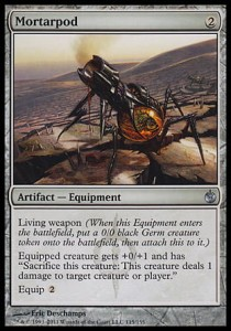 Mortarpod (Mirrodin Besieged)
