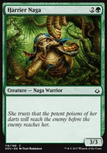 Harrier Naga (Hour of Devastation)