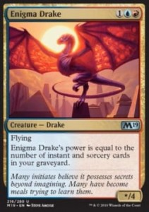 Enigma Drake (M19 Core Set)