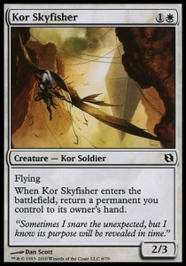 Kor Skyfisher (DD: Elspeth vs Tezzeret)