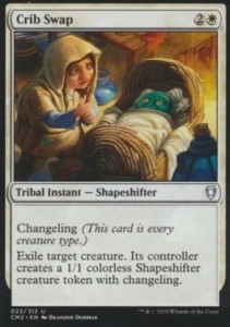 Crib Swap (Commander Anthology II)