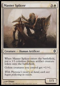 Master Splicer (New Phyrexia)