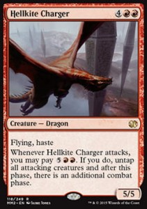 Hellkite Charger (Modern Masters 2015)