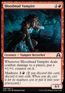 Bloodmad Vampire (Shadows over Innistrad)