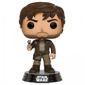 Funko POP Captain Cassian Andor Bobble Head # 151 - Star Wars