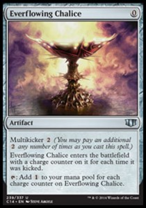 Everflowing Chalice (Commander 2014)