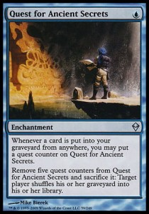 Quest for Ancient Secrets (Zendikar)
