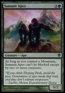 Summit Apes (Worldwake)