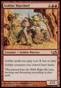 Goblin Warchief (DD: Elves vs Goblins)