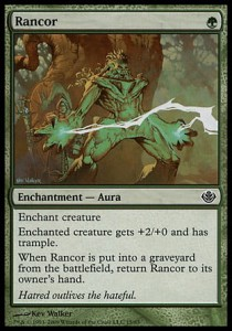Rancor (DD: Garruk vs Liliana)