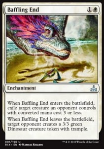 Baffling End (Rivals of Ixalan)