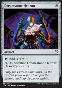Dreamstone Hedron (Commander 2018)
