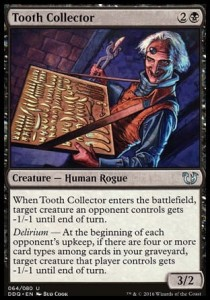 Tooth Collector (DD: Blessed vs Cursed)