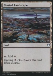 Blasted Landscape (Commander Anthology II)