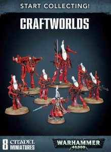 Start Collecting - Craftworlds - WH 40K