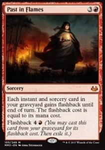 Past in Flames (Modern Masters 2017)