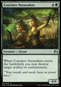 Conclave Naturalists (Magic Origins)