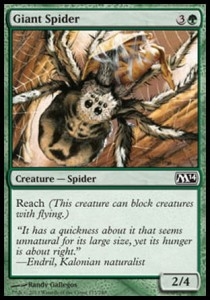 Giant Spider (M14)