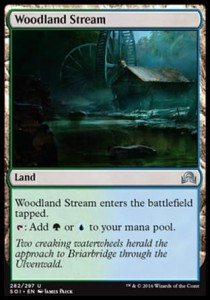 Woodland Stream (Shadows over Innistrad)