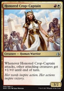 Honored Crop-Captain (Amonkhet)