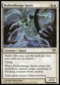 Hollowhenge Spirit (Dark Ascension)