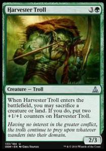 Harvester Troll (Oath of the Gatewatch)