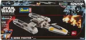 Star Wars - Y-Wing Fighter 1:72