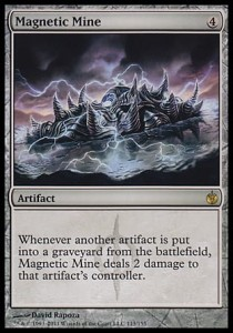 Magnetic Mine (Mirrodin Besieged)