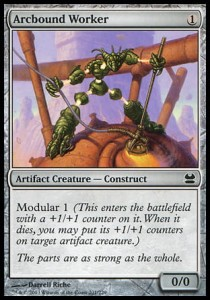 Arcbound Worker (Modern Masters)