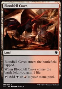 Bloodfell Caves (Commander 2017)