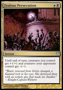 Zealous Persecution (Modern Event Deck)