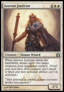 Azorius Justiciar (Return to Ravnica)