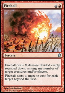 Fireball (Commander 2013)