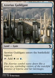 Azorius Guildgate (Commander 2018)