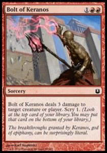 Bolt of Keranos (Born of the Gods)