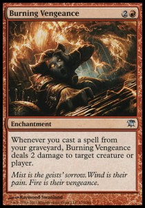 Burning Vengeance (Innistrad)